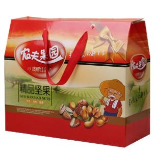 瓦楞水果盒